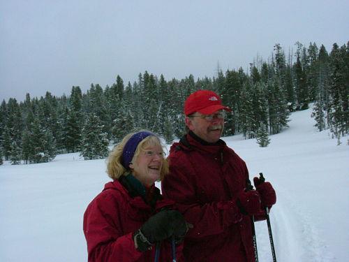 Aunt Sylvia + Uncle Bill